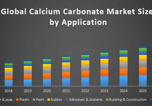 Global Calcium Carbonate Market Size 2019, Trends, Industry Share, Growth Drivers, Business Opportunities and Demand Forecast to 2024
